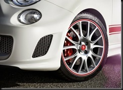 Fiat Abarth 595 '50th Anniversary gaycarboys (4)