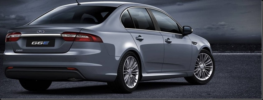 2014 ford Falcon G6E gaycarboys banner