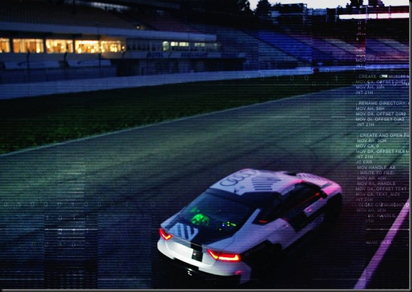 Driverless Audi RS 7 Sportback