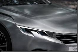 The PEUGEOT EXALT concept at Paris Motor Show GAYCARBOYS (2)