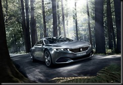 The PEUGEOT EXALT concept at Paris Motor Show GAYCARBOYS (9)