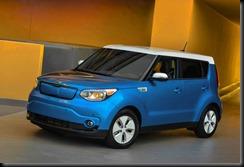 KIA GOOD DESIGN awards for latest Kia models - Kia Soul EV  gaycarboys