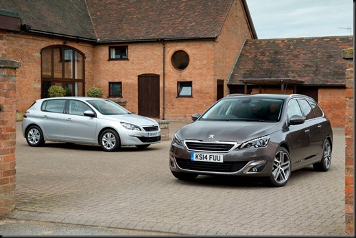 All-New Peugeot 308 GT model shown gaycarboys (7)