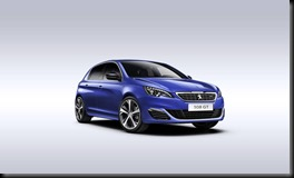 All-New Peugeot 308 GT model shown gaycarboys (8)
