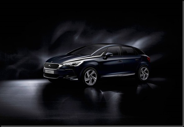 Citroen preview new-look DS 5 ahead of Geneva gaycarboys (1)