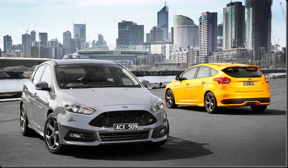 Ford FOcus ST 2015 gaycarboys (1)
