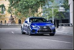 2015 Lexus RC F