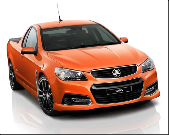 Holden VF ute and sedan gaycarboys (1)