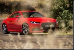 Audi TT S Line gaycarboys
