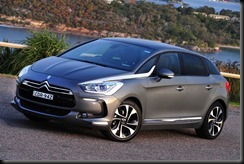 2014 Citroën DS5 gaycarboys