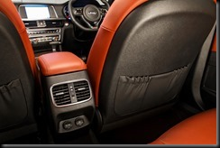 2016 Kia Optima GT Turbo red leather interior