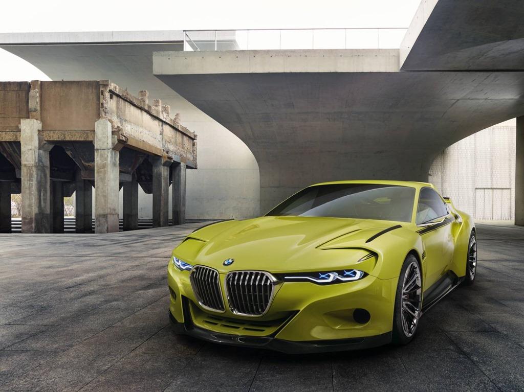 Bmw M4 Gts And Bmw 3 0 Csl Homage Receive 2015 Auto Bild Sports Car Of The Year Award Gay Car Boys