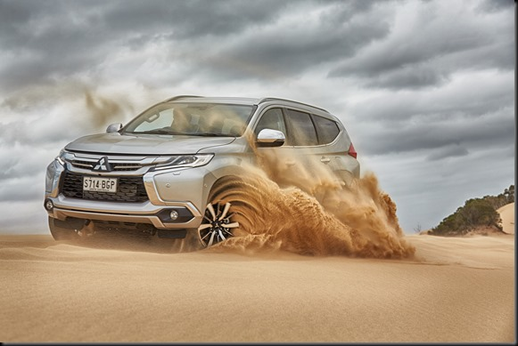 2016 Pajero Sport EXCEED GAYCARBOYS  (1)
