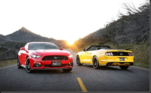 Ford Mustang 2016 gaycarboys (1)