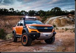 Chevrolet Colorado Xtreme_s