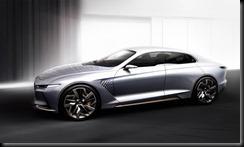 Genesis Reveals Hybrid Sports Sedan Concept at New York International Auto Show gaycarboys (1)