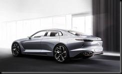 Genesis Reveals Hybrid Sports Sedan Concept at New York International Auto Show gaycarboys (2)