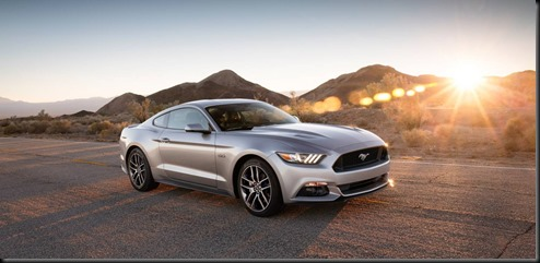 Ford Mustang 4 cylinder turbo GayCarBoys (2)