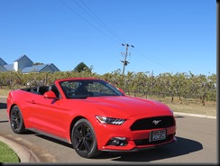 2016 mustang ecoboost convertible hunter valley (6)