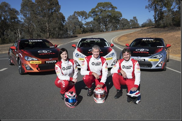 Leanne Tander, Steven Johnson and Glenn Seton will be joining the field for the opening round of the Toyota 86 Racing Series at the Winton SuperSprint gaycarboys