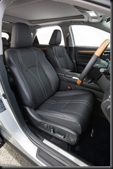 2015 Lexus RX 450h Sports Luxury