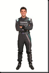 Mitch Evans - Panasonic Jaguar Racing
