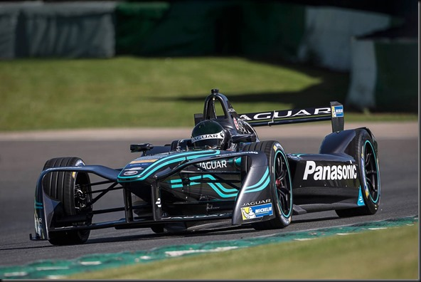 Panasonic Jaguar Racing - I-TYPE Testing (2)