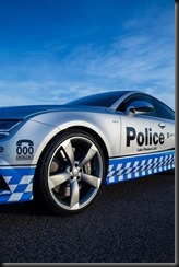 Audi S7 Sportback commences duty for the NSW Police Force (5)