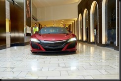 Honda NSX at Crown Towers Atrium gaycarboys (5)