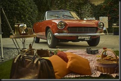 Abarth 124 Spider historical images (4)