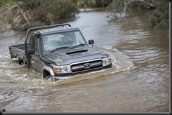 Toyota landCruiser series 70 (5)