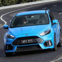 2016 Ford Focus RS 'hyper-hatch' now on sale in Australia