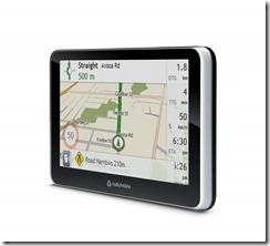 Drive DUO SUV right map