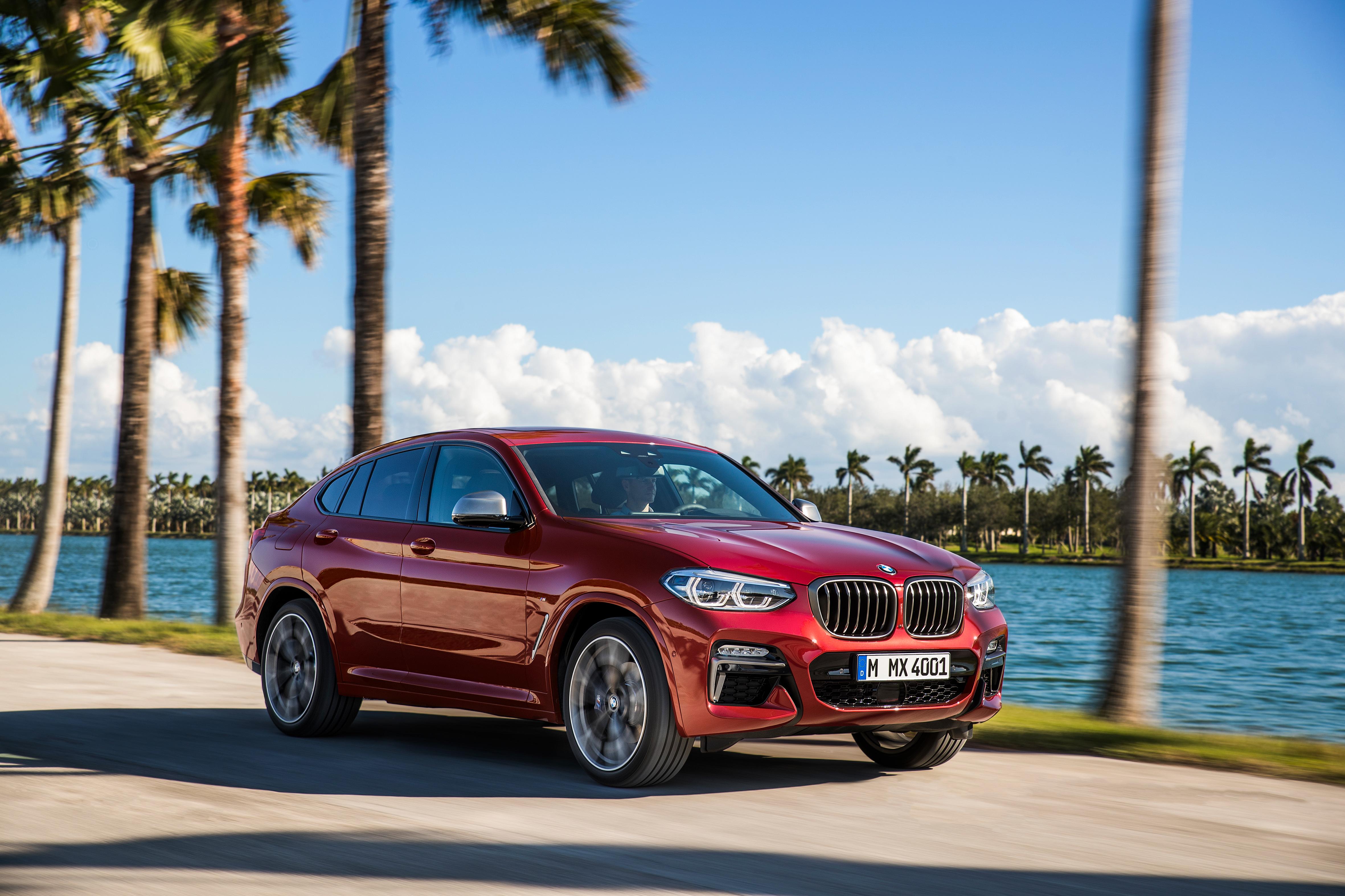 BMW X4 XDrive