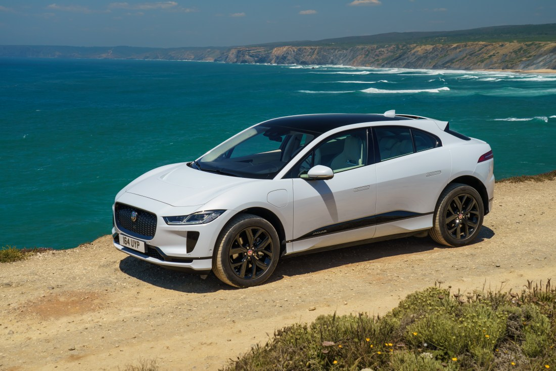 2019 Jaguar I-PACE S EV400 Yulong White