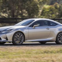 I drive the Delicious LEXUS RC350 F Sport VIDEO REVIEW
