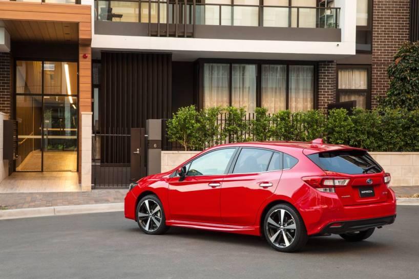 2018 Subaru Impreza Review | Gay Car Boys