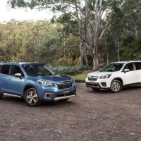 FORESTER MY19 MODEL SPECIFICATIONS Guide: