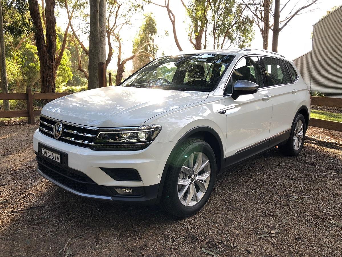 2019 Volkswagen Tiguan Allspace