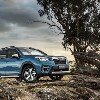 2019 Subaru Forester road test Launch VIDEO Review