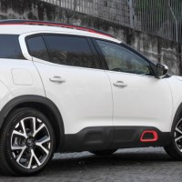 Citroen C5 Aircross Released into the Wild