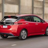 2019 New Electric Car Nissan Leaf Lands in Australia