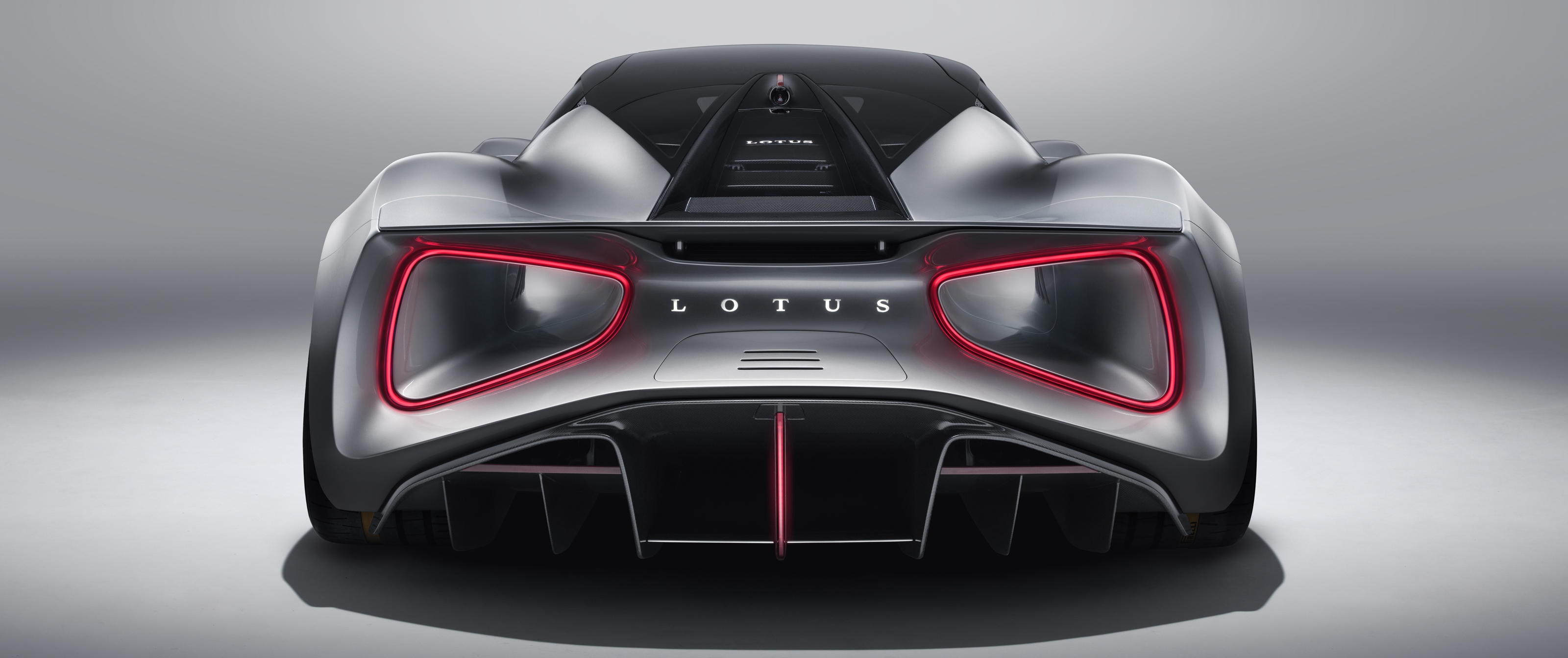 2019 Lotus Evija electric car