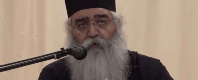Cyprus bishop Neophytos
