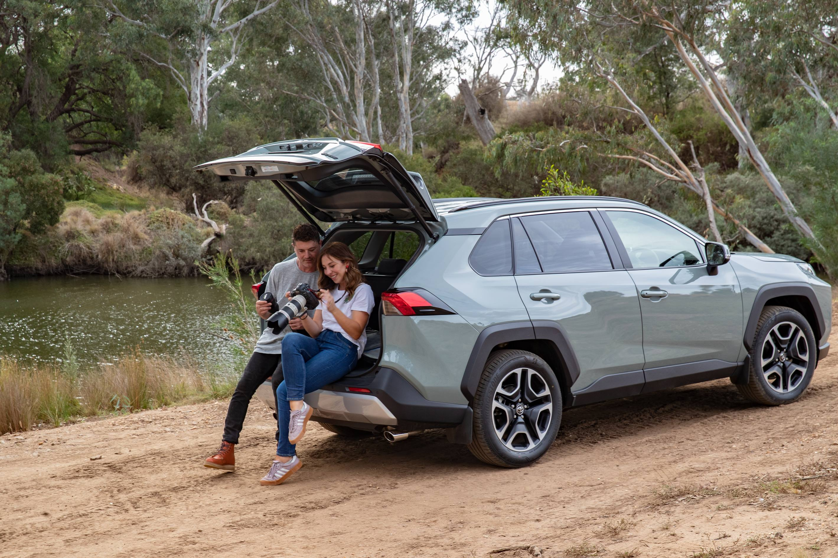 2019 Toyota RAV4 EDGE Video Review: A Medium SUV with a