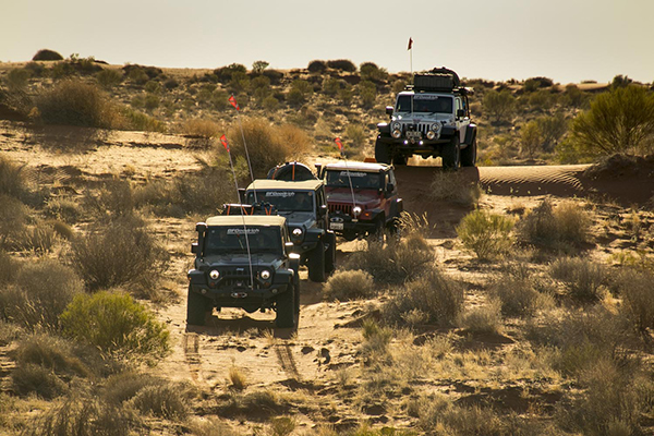 Jeep East-West Australia