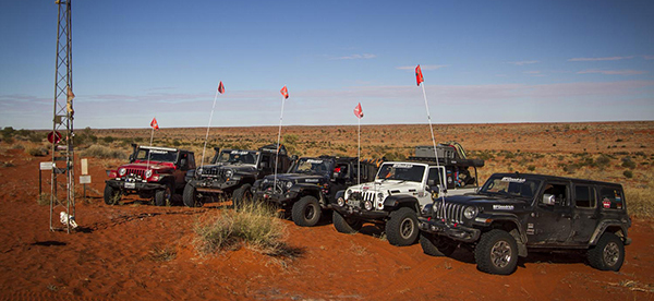 Jeep East-West Australia Featrure