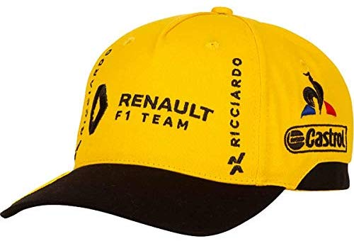 Renault F1 2019 Daniel Ricciardo #3 Team Hat Yellow