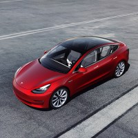 Tesla Model 3 Colors and Price