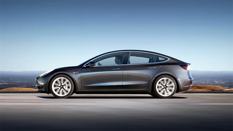 Model 3 - Profile Grey New